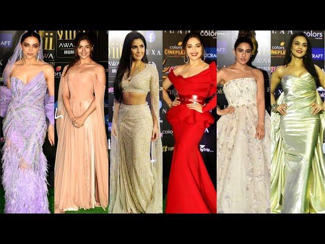 Bollywood Actress At IIFA Awards 2019 thumbnail