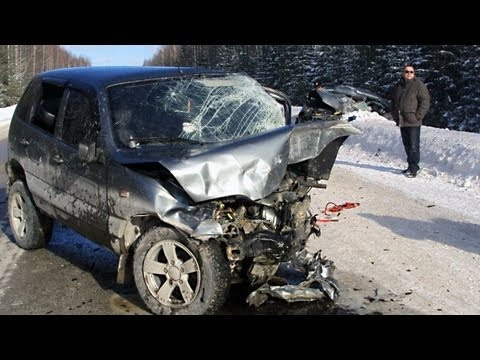 Russia Car Crash Accidents March 2013 Compilation New!