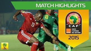 Can 2015 | Poule A - Congo 2-1 Burkina Faso