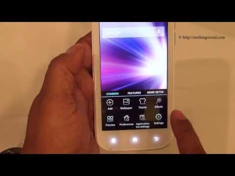 Lenovo A706 Review: In depth Hands on First look full HD