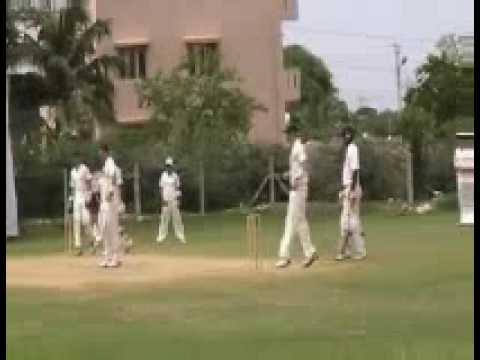 New Zealand 'A' Cricket Team at VB Cricket Academy part-3