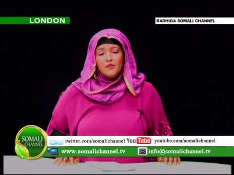 BANDHIGA SOMALI CHANNEL Cabdi Good 06 09 2014