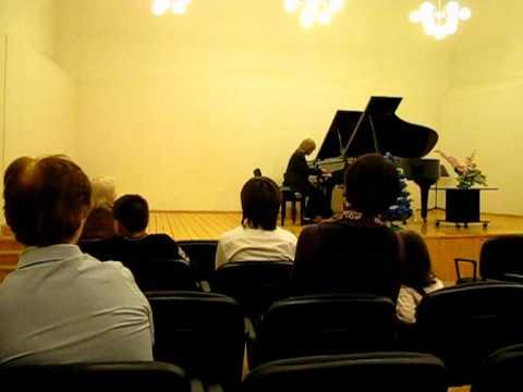 Glinka - Mazurka by Daniil Kondratyev at summary concert no. 24