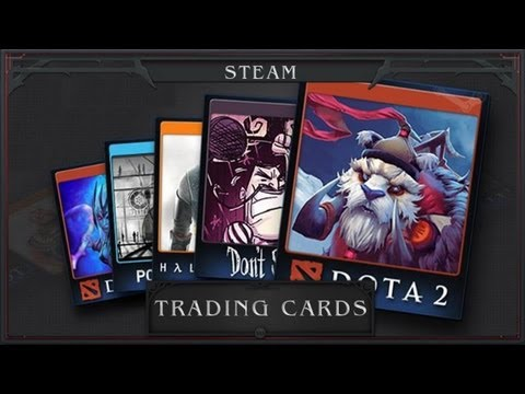 Steam Trading Cards [ENG/RUS]