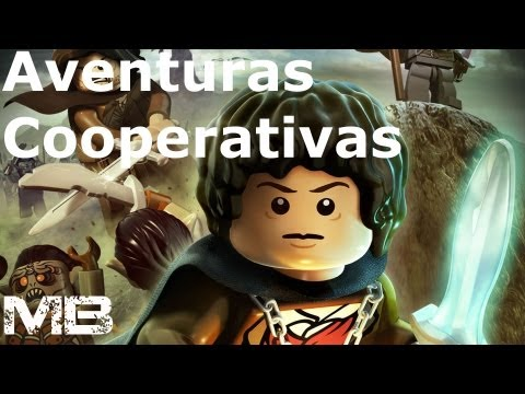 Lego The Lord Of The Rings Demo - Jogo Foda