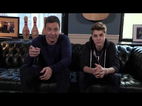 Ask Justin: YouTube Presents Interview Music Videos
