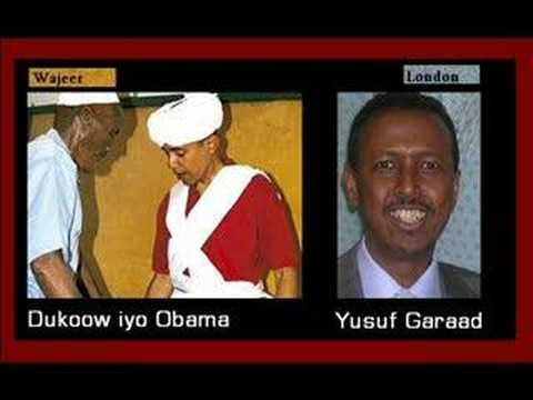 BBC Somali: Wareysiga odeyga Obama u xiray dharka