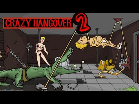 Return Of The Bunnyman! Crazy Hangover 2