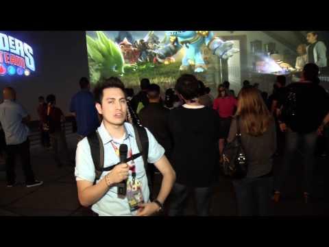 Noti Power Up Gamers Activision Recorrido video