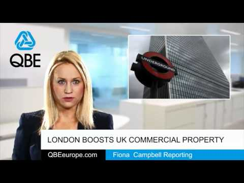 London boosts UK commercial property market
