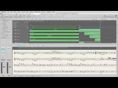 Export a MIDI file from Logic