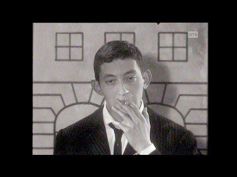 Serge Gainsbourg - Leau A La Bouche