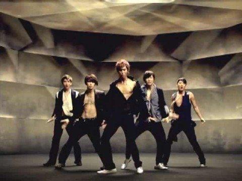 KOREAN POP[K-POP]MUSIC MV-동방신기-주문