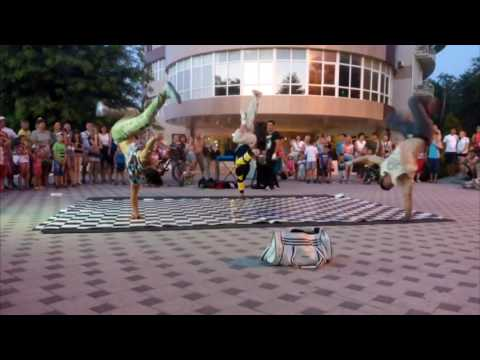 Уличные танцы (Анапа)