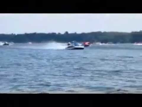 GT Pro Powerboat Racing in Crosby, MN 2012