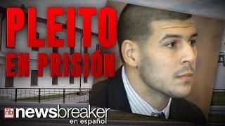 PLEITO EN PRISIÓN : Ex-Jugador de la NFL Aaron Hernández involucrado en riña con otro preso Download