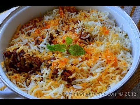Recipe - Hyderabadi Mutton Dum Biryani - Easy Cook with Food Junction