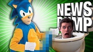 OBSESSED with SONIC'S (hedge) HOG?! - News Dump