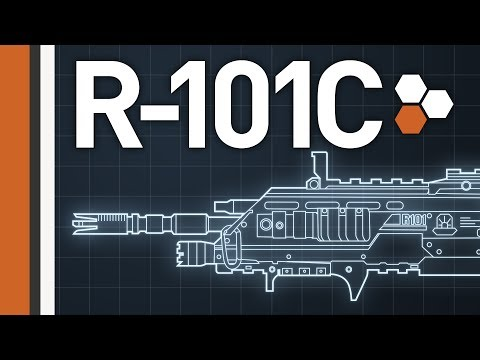 R-101C - Titanfall Weapon Guide