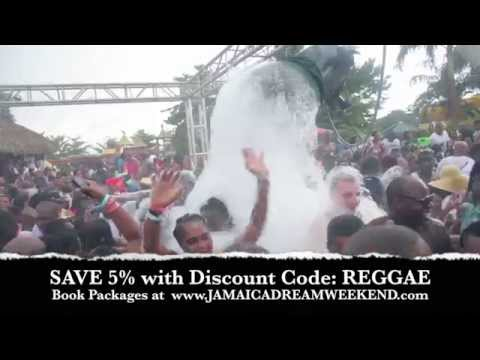 SAVE 5% OR MORE ON DREAM WEEKEND, NEGRIL JAMAICA, AUG 5-9 2015