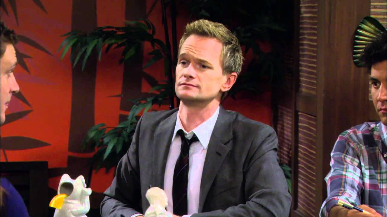 How I Met Your Mother - S 4 E 14 - The Possimple …