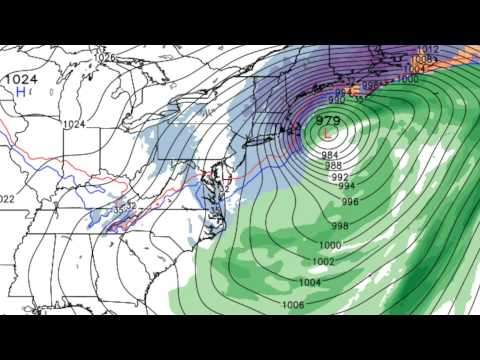 January 27, 2015 Weather Xtreme Video - Morning Edition