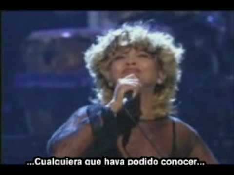 Tina Turner - The Best (Subttulos en Espaol)