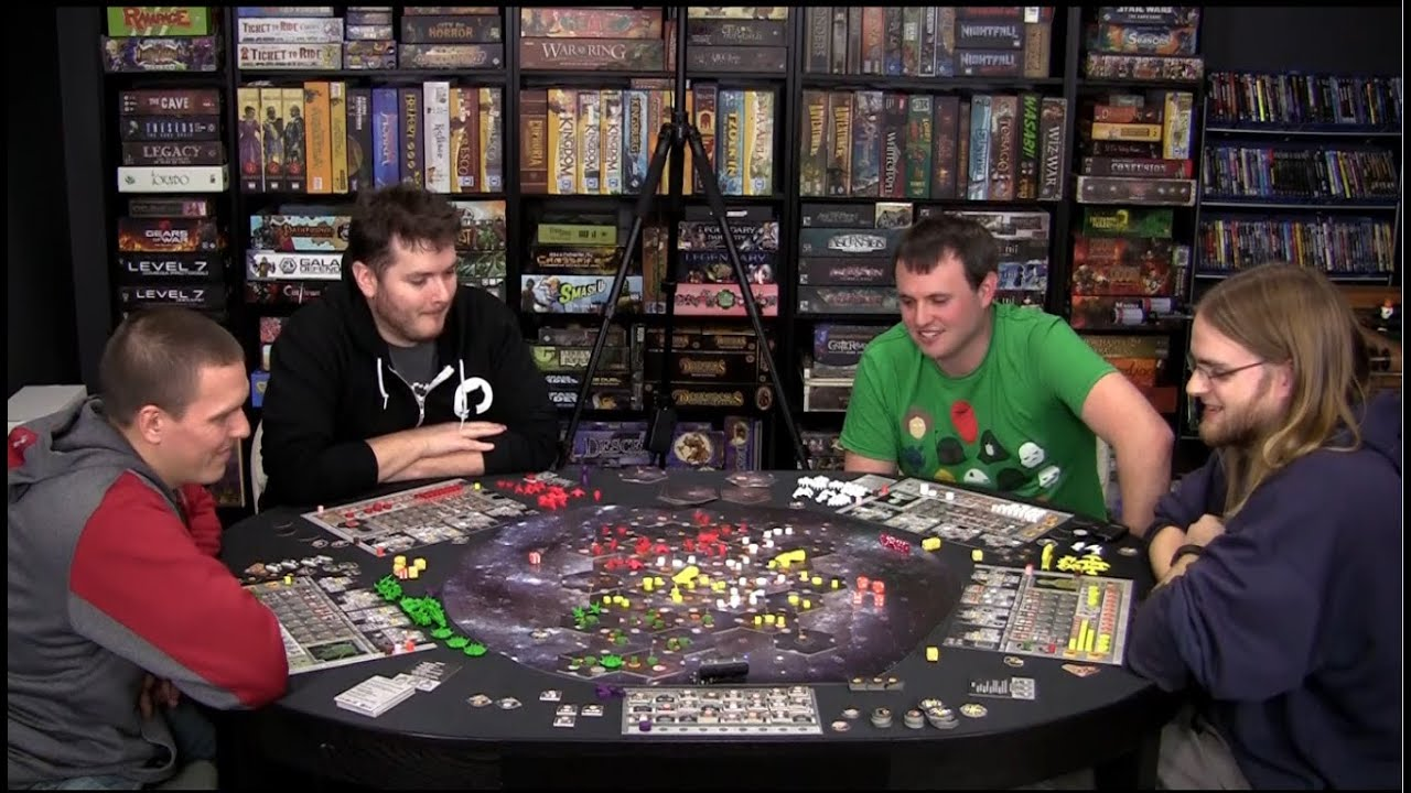 Board Game Replay Eclipse