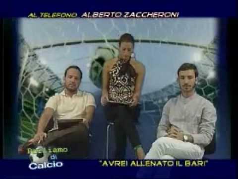 Intervista di Alvise Cagnazzo Alberto Zaccheroni - Parte 2
