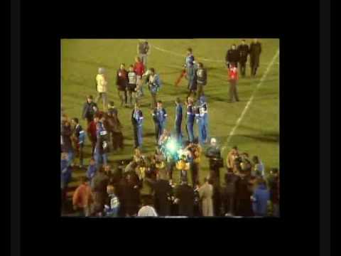 La vittoria della Mitropa Cup 1985 con la sintesi del secondo tempo.