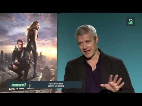 Divergent Spain - Director Neil Burger Interview