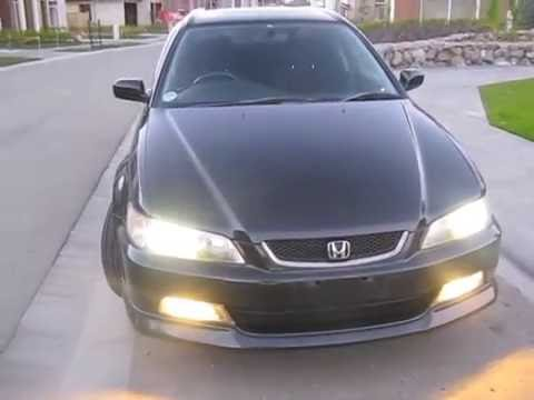 Honda Accord 2001 VTEC