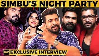 What Really Happened on Simbu's Night Party – Arun Vijay Reveals | Thadam | MY
