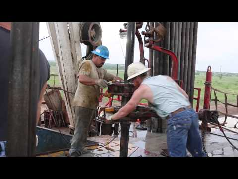 Patriot Energy Rig Site Drilling Process