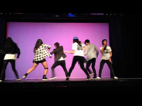 Plano West Asian Fest ' - Kinetic Crew