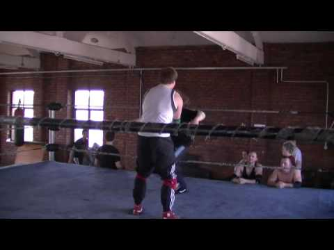 Pro Wrestling Training School Image 1