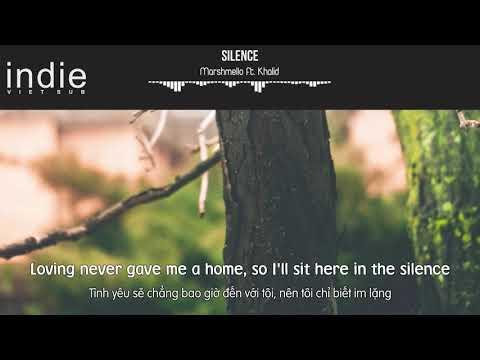 [Vietsub+Lyrics] Marshmello ft. Khalid - Silence