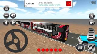 Bus Simulator V.2.2 by IDBS Bali Ardiance Track 3 (Android Game)