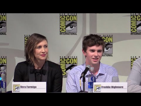 FULL Bates Motel panel at San Diego Comic-Con 2014 SDCC