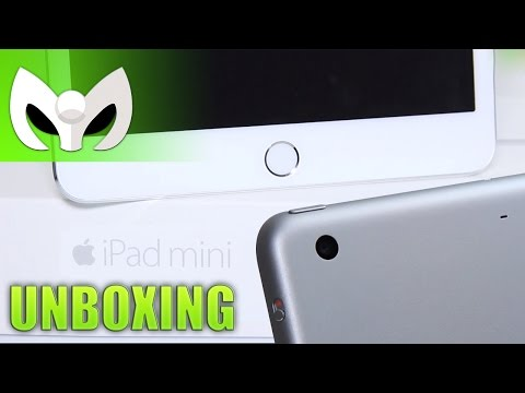 Unboxing Y Realidad del iPad Mini 3