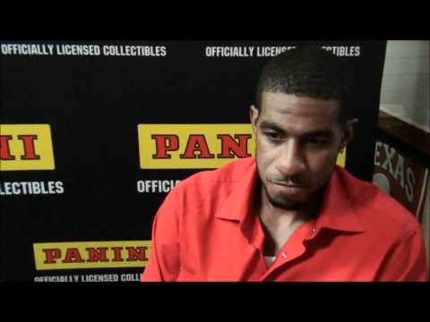The Panini America Interview: Portland Trailblazers Superstar LaMarcus Aldridge