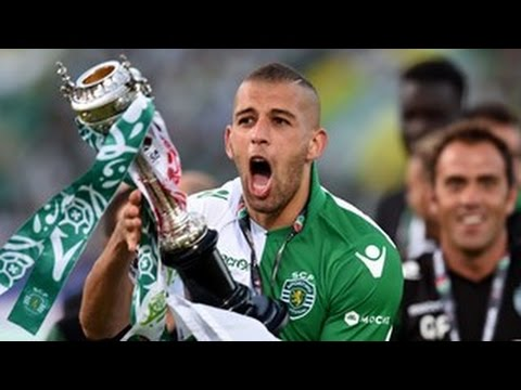 Happy Birthday Islam Slimani (14 June 2015)