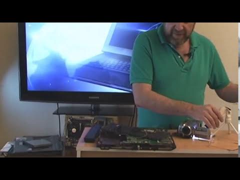 Cómo desmontar un ordenador portátil