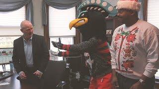 Upper Iowa University Holiday Video 2018.