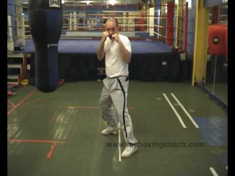 Boxing Techniques - The Long Range Right Hook Image 1