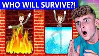 MESSED UP Mystery Riddles That Will Test Survival Skills!