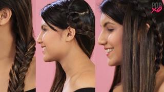 Common Hair Braiding Mistakes & Their Fixes | Braiding Tricks And Tips - POPxo