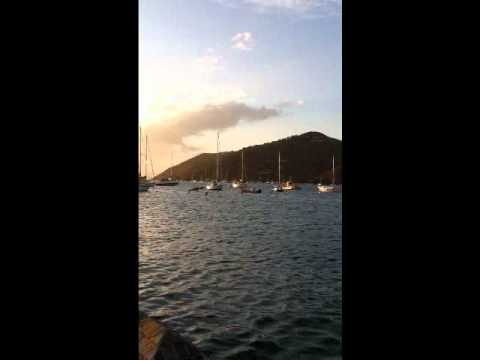 ASA St. Martin Flotilla 2012 - View of Gustavia, St. Barths