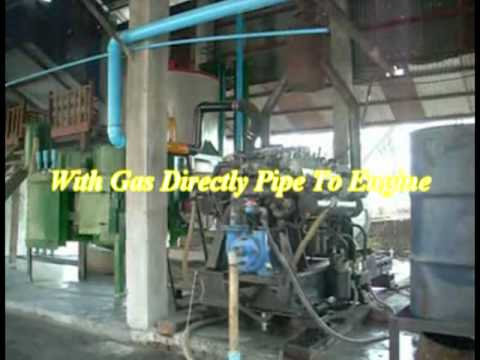 This Trillion gasifier model TGP 400RH is designed to power a 350 Kva ...