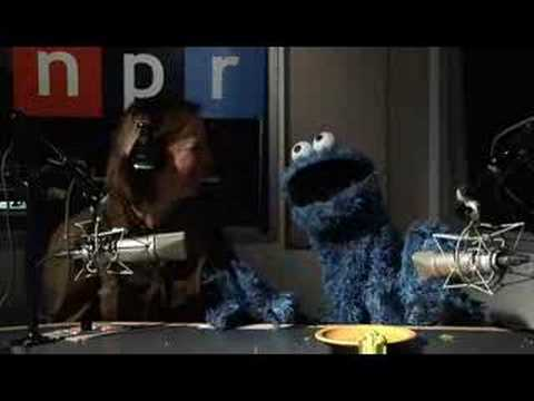 Cookie Monster Interview!! Video